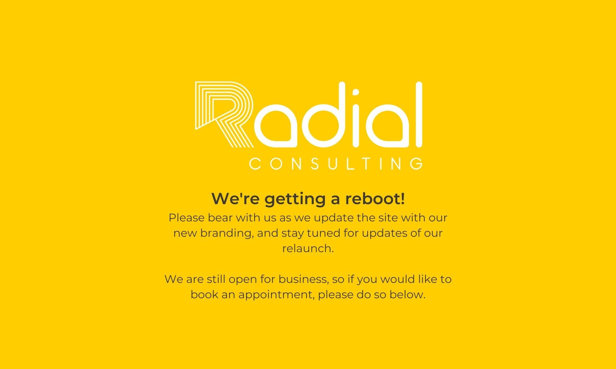 Radial Consulting